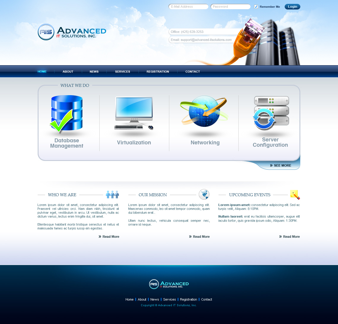 Advanced-IT-Solutions by z-design