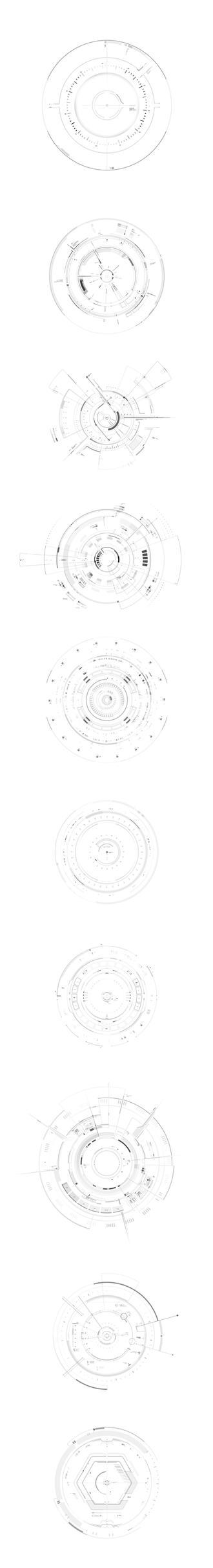 Circles of V6 by z-design