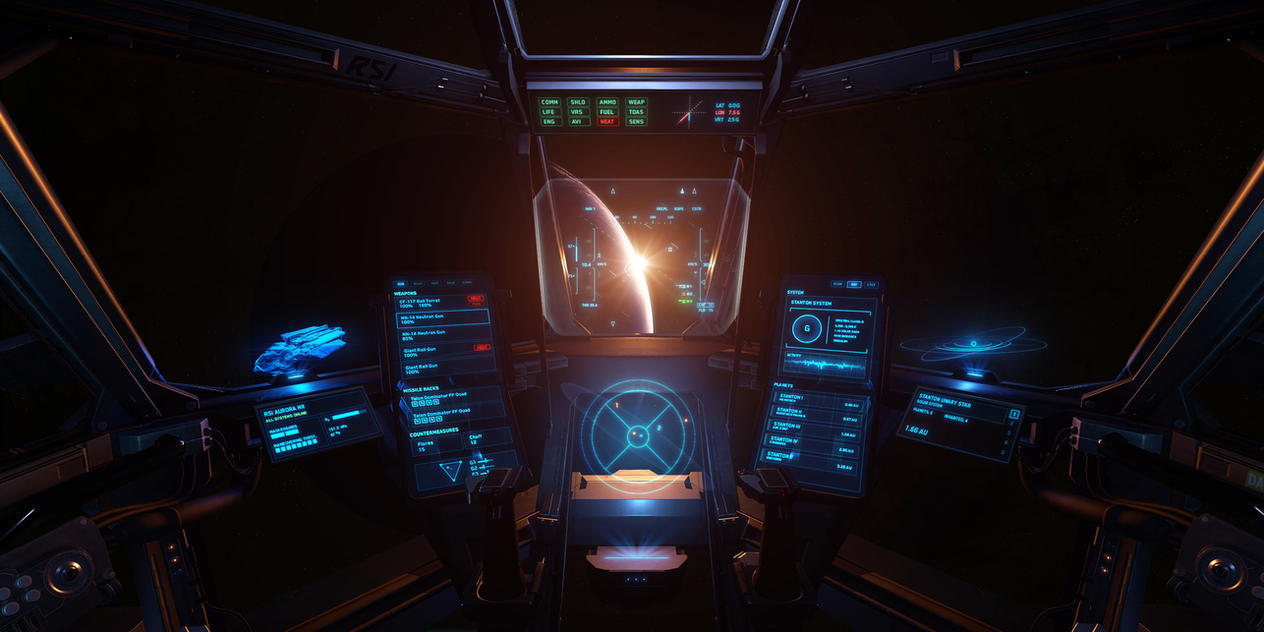 aurora spacecraft game - photo #48