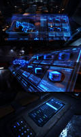 Star Citizen - Cargo Interaction UI Concepts