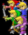 Unite, Four Swords