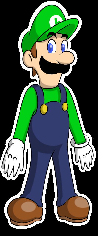 Luigi by faren916