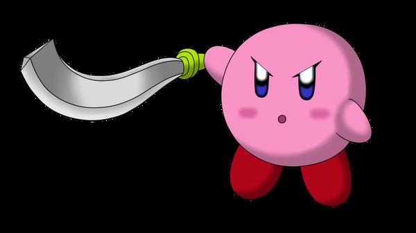 Kirby Final Cutter by faren916