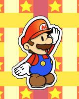 Paper Mario by faren916