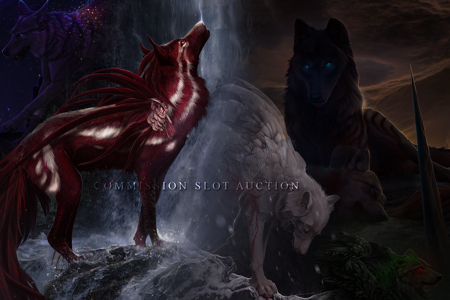 Commission Slot Auction {closed} by xXNamaste