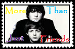 More than Just Friends Stamp by AkasunaNoAmanda
