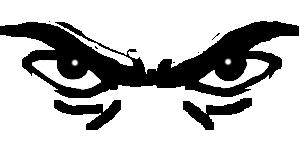Angry Eyes by LordBarta on DeviantArt