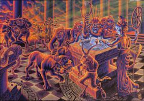 Casino of the gods