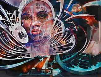 Techno Dreams by BKnight