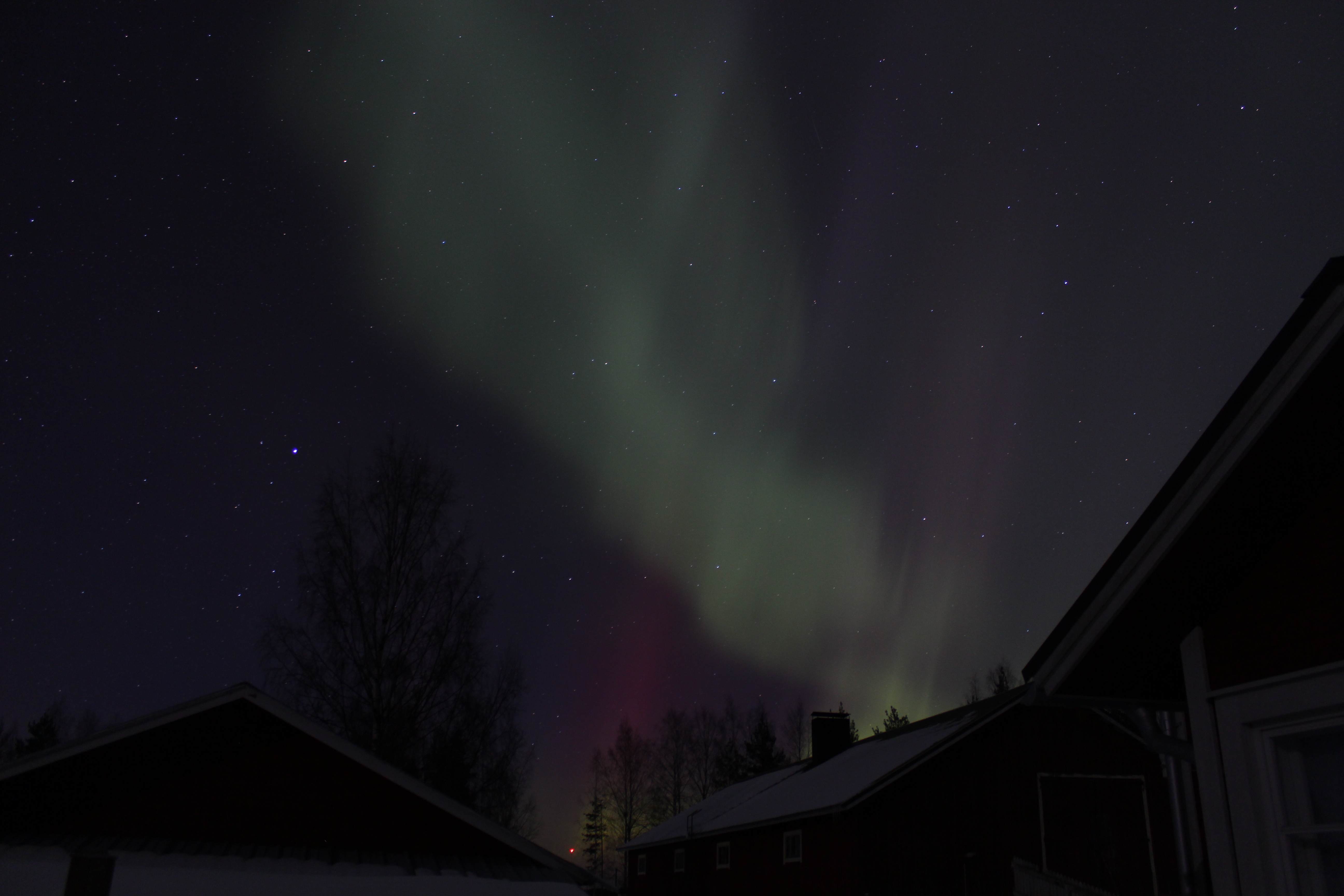Aurora in the east 3