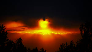 Sunset crown