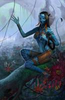 Avatar by WhiteGrifon