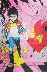 Angry Superboy