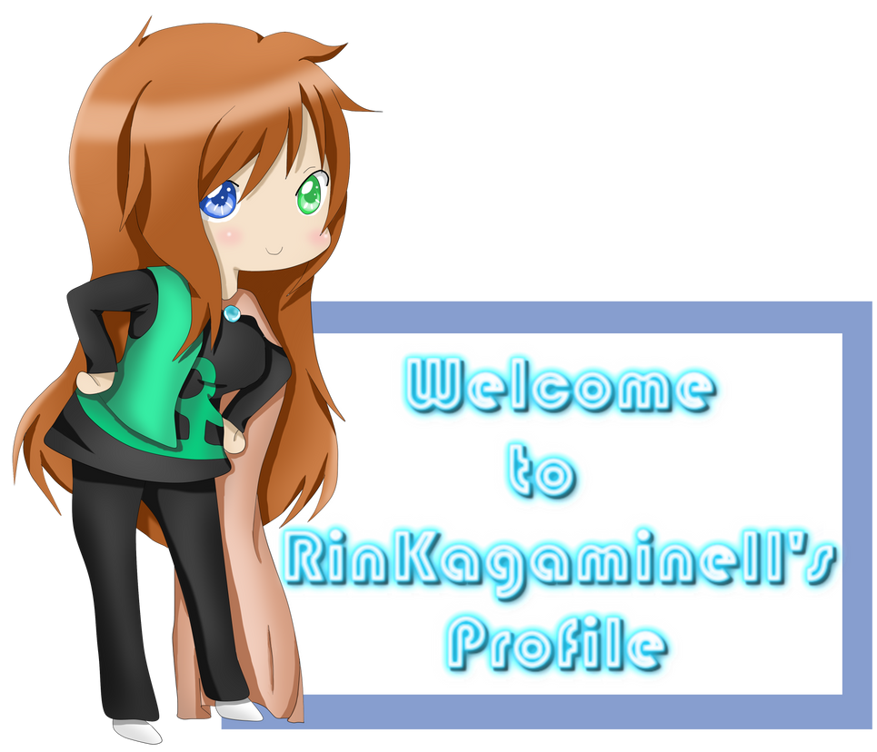 Welcome Thingie ~Mika Ver.~ by ElyFelt
