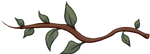 Tree Branch Divider Left by FloxairLair