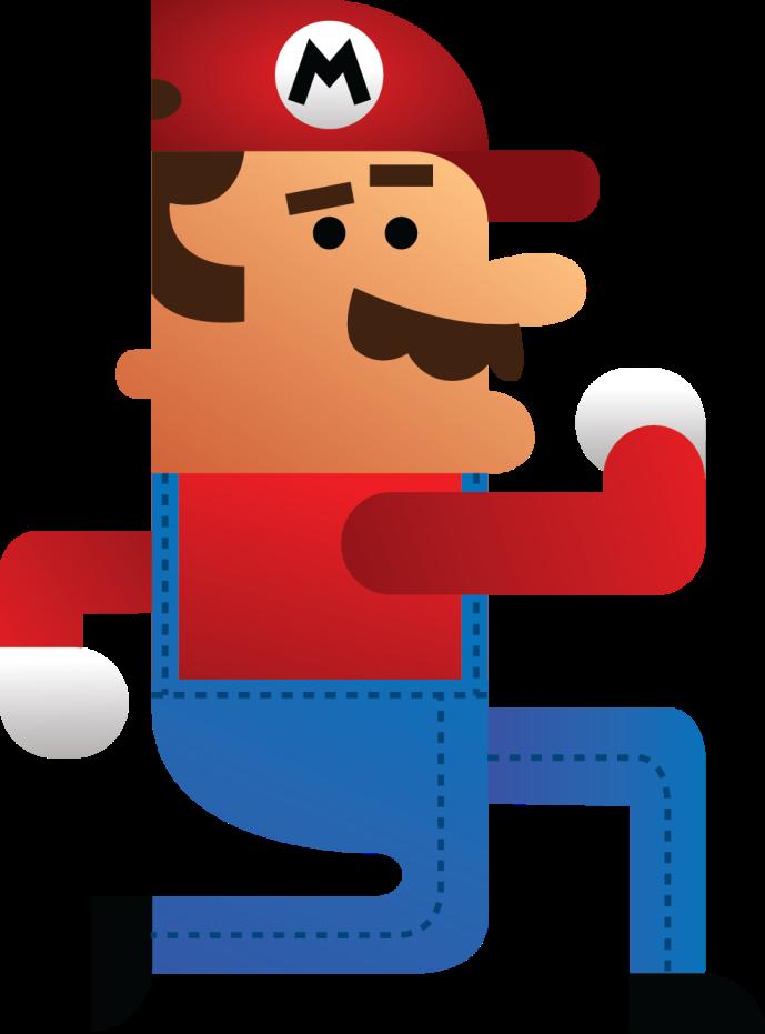 Mario by GuillermoVA