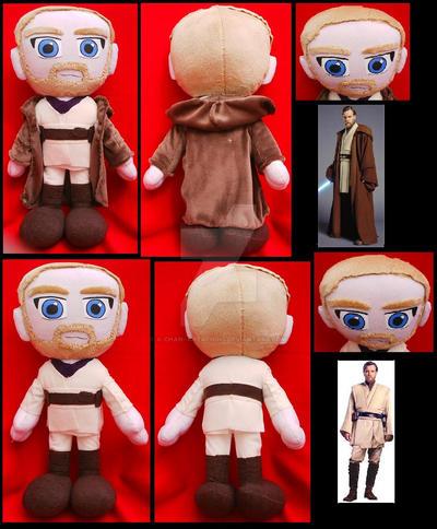 Obi-Wan Kenobi by A-chan--Creations