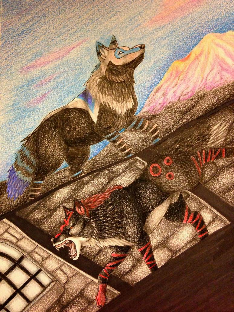Diverging Fates by WinterWolf10