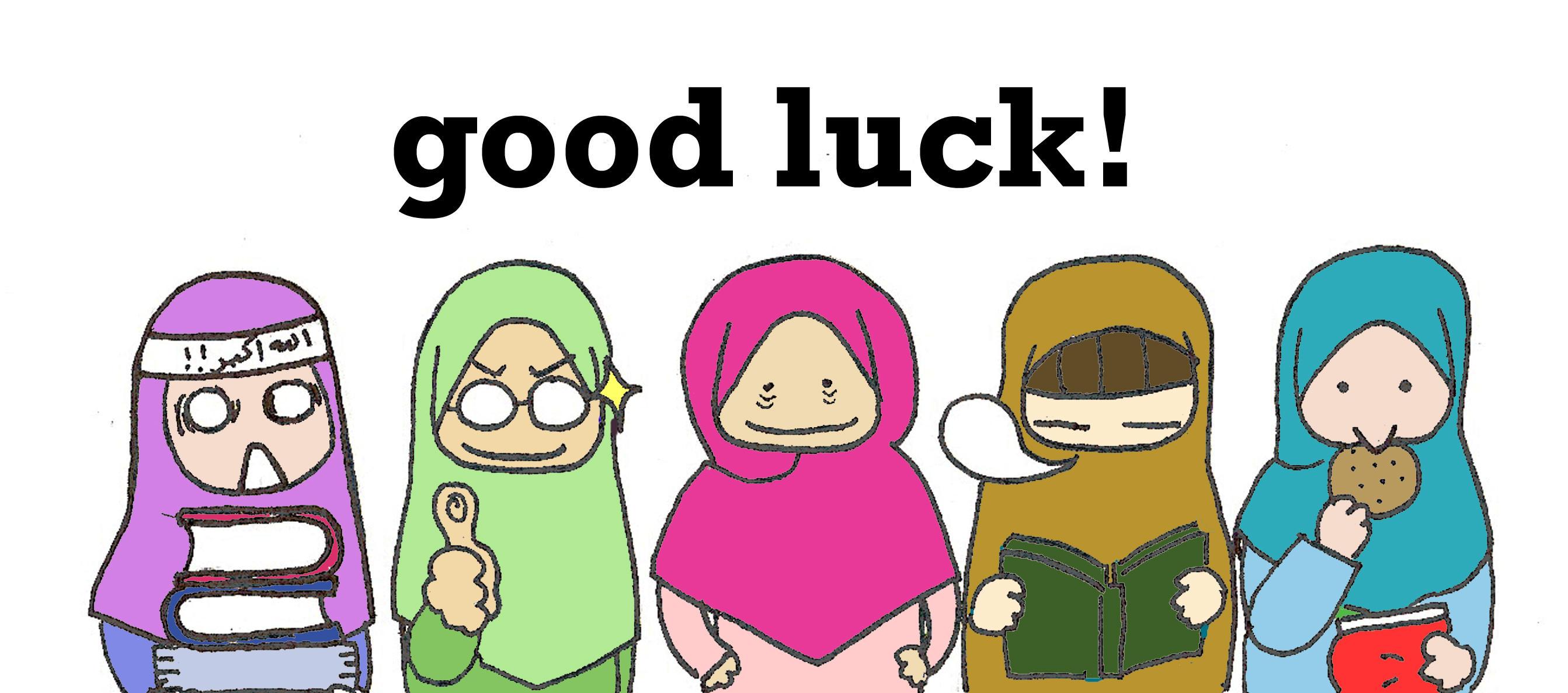 Good Luck on The Exam Exam Mode Good Luck