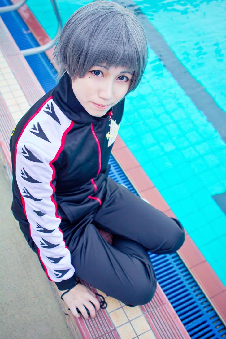 Free! - Nitori Aiichiro by NanaInTheClouds