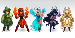 Mage Lineup