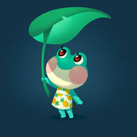 Animal Crossing: Lily