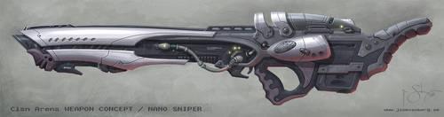 CA Nano sniper