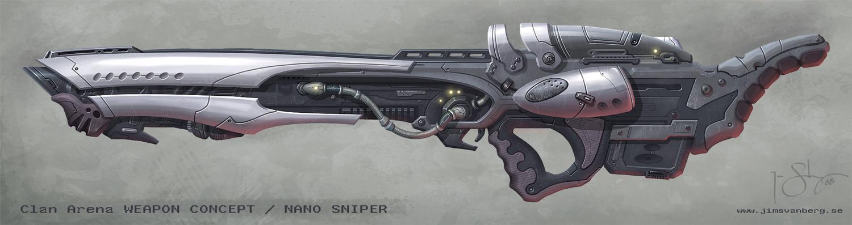 CA Nano sniper by jimsvanberg