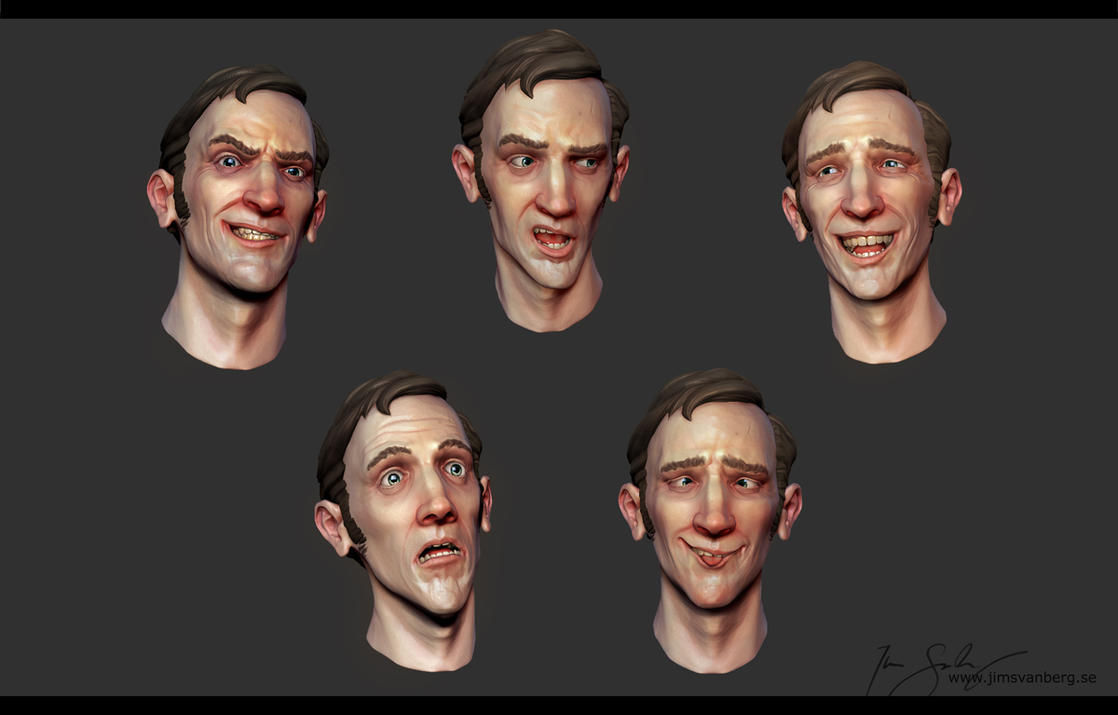 expressions by Jim Svanberg by jimsvanberg