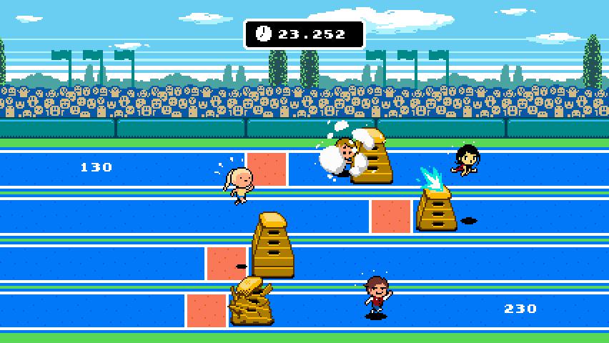 Sportmatchen plint-sprint by jimsvanberg