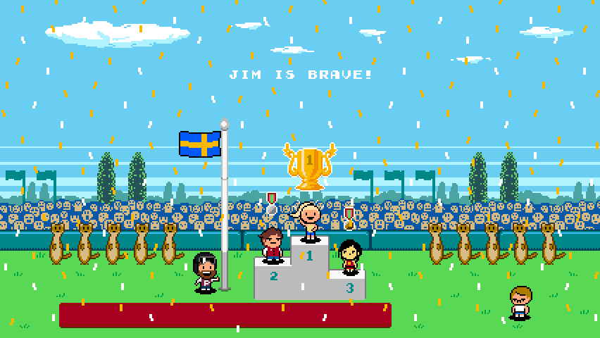 Sportmatchen awards by jimsvanberg