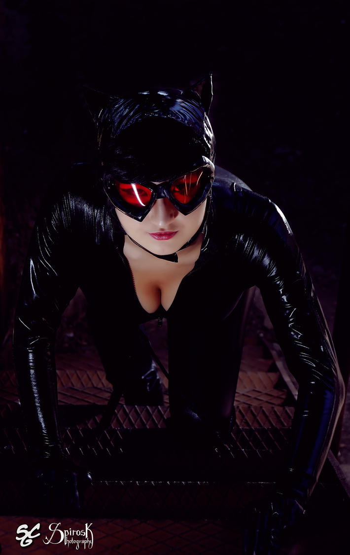 Catwoman Arkham City by mayanyan