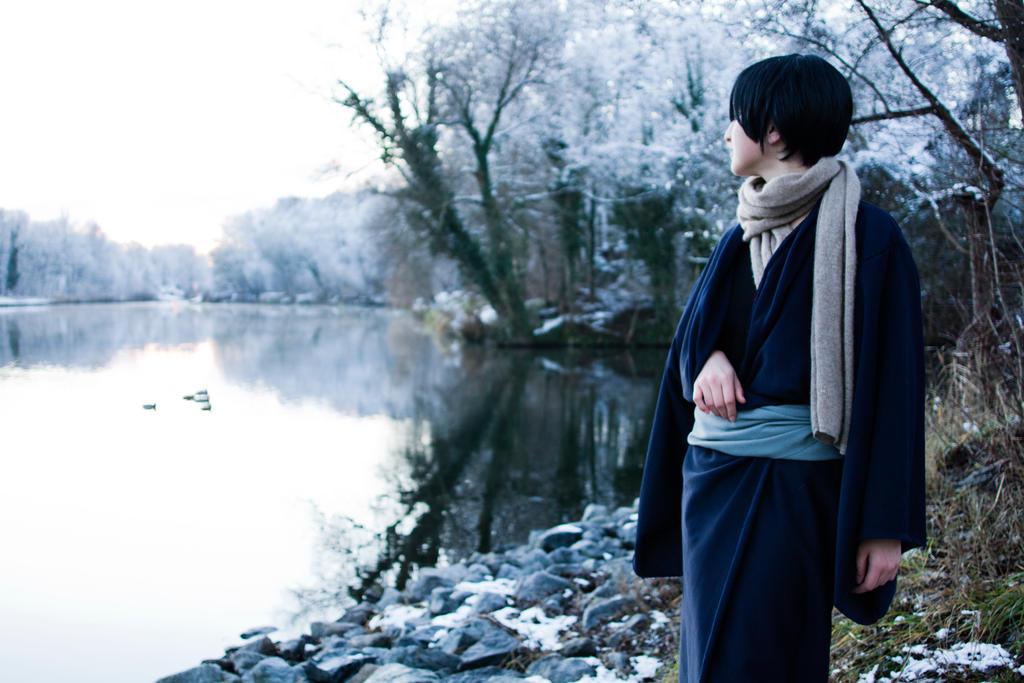 Haruka Nanase yukata Free! by mayanyan
