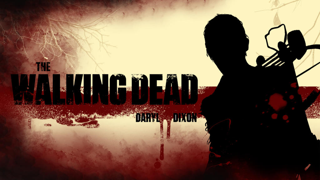 Walking Dead Daryl Wallpaper By Harlevsthink On DeviantArt