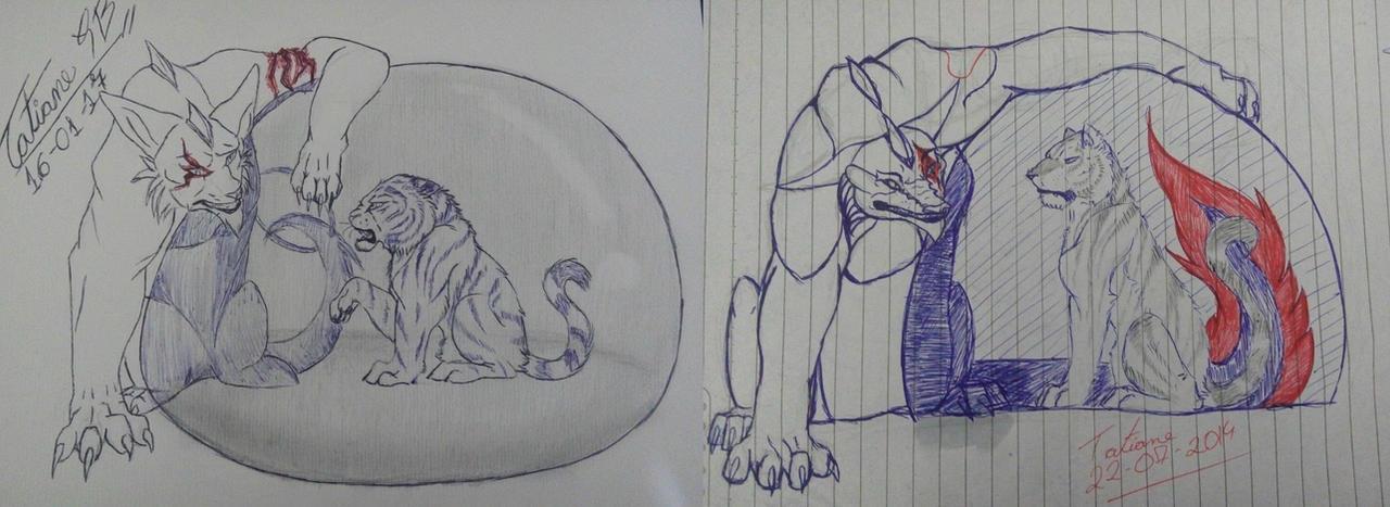Evolution. by TatianeSB