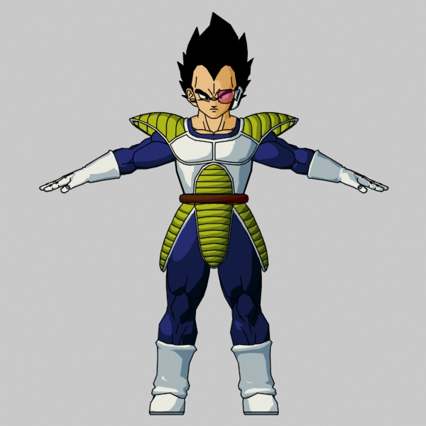 dbx2 how to make your hair change in super saiyan