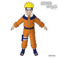 N:ND Naruto - body WIP by Ravaiel