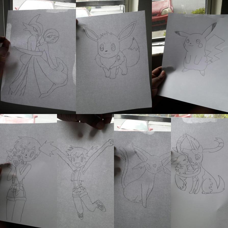 Pokemon by bcfoster12