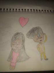 Chibi Jasmine and Jasime