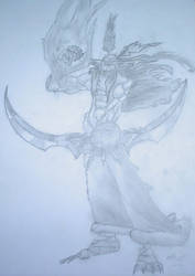 Warcraft 3 Demon Hunter