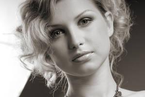 Portrait... by Albert-Smirnov