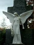 angel cherub 2 by Drezdany-stocks