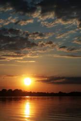 sunset by Drezdany-stocks