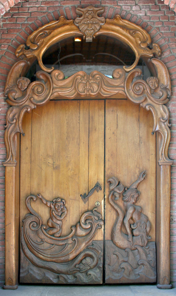 door by Drezdany-stocks