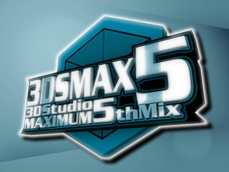 3D Studio MAX logo by kingkinetix on DeviantArt