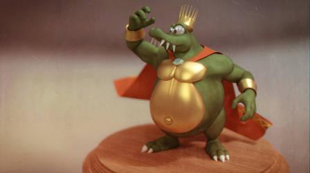 King K. Rool Octane by kingkinetix