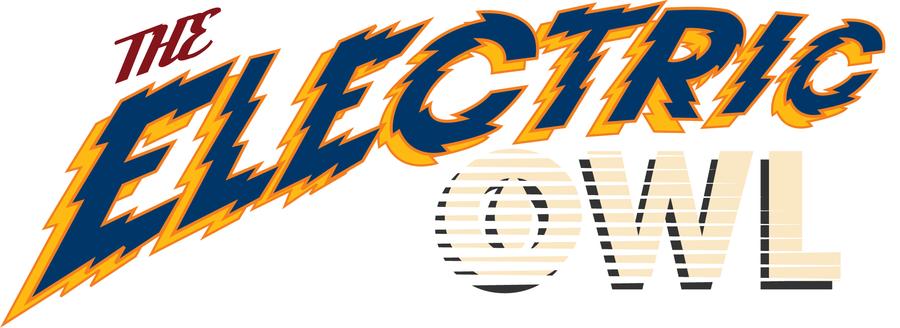 Electric Owl Logo 2 by LoranJSkinkis