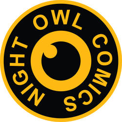 Night Owl Comics Logo
