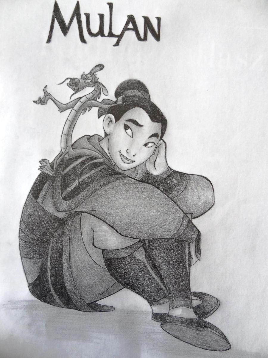 Mulan by DisneyMonica ...