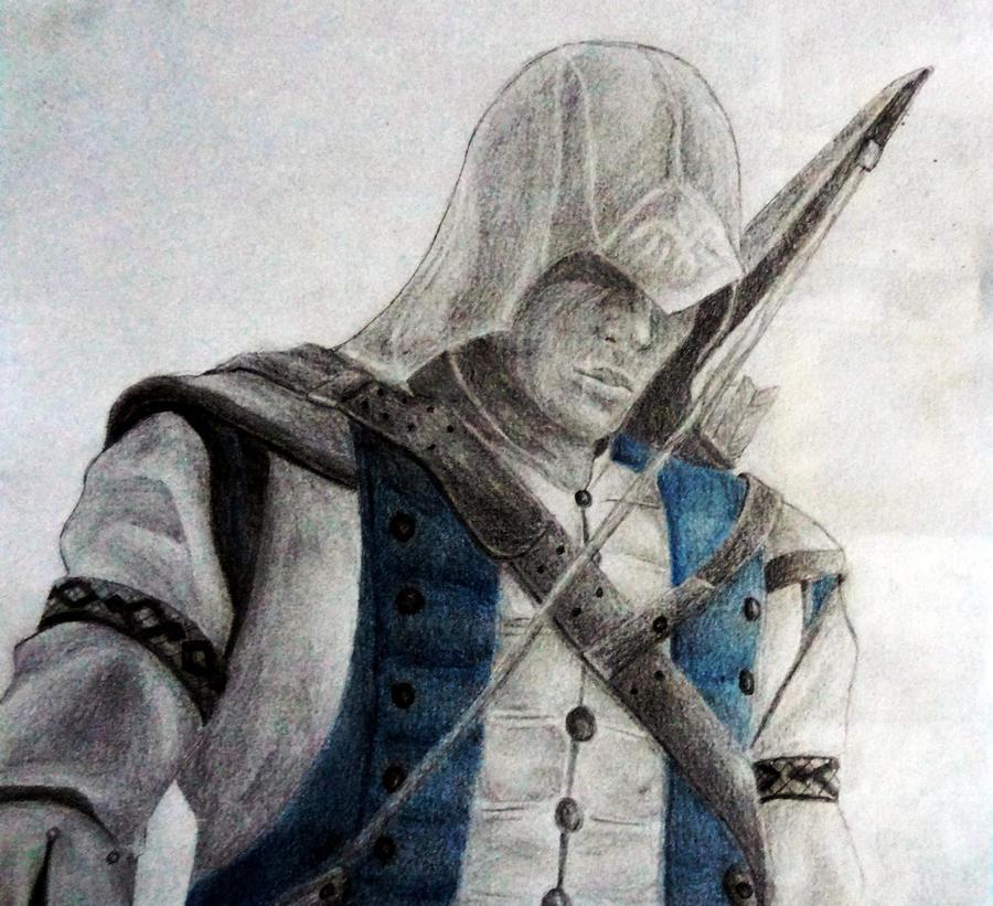 Ассасин рисунок 9